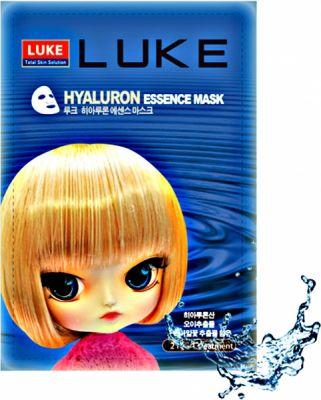 Маска тканевая для лица LUKE Essence Mask 21 г