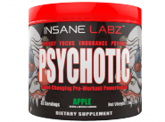 Insane Labs Psychotic, 220 gr (35 порций)