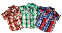 Рубашка для мальчика BONITO( 2-6лет)-390руб