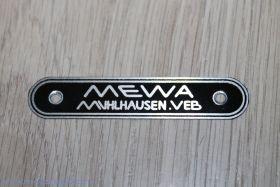 Табличка Mewa