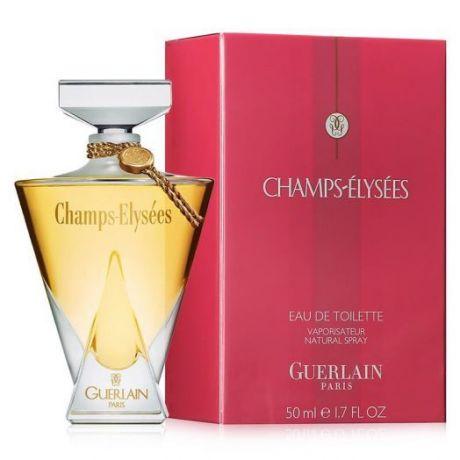 """Туалетная вода Guerlain """"Champs-Elysees"""", 50 ml"""