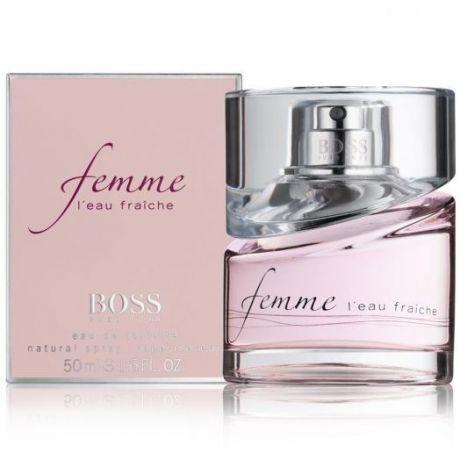 """Туалетная вода Hugo Boss """"Boss Femme L`Eau"""", 75 ml"""