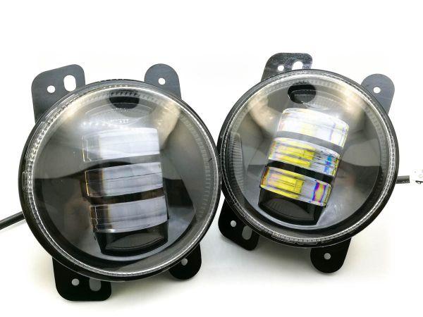 Комплект светодиодных противотуманных фар 36W CREE