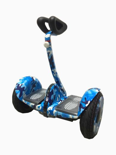 Мини-сигвей Mini Robot 36V Синий камуфляж