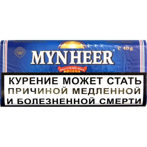 Табак для самокруток Mynheer Halfzware Shag