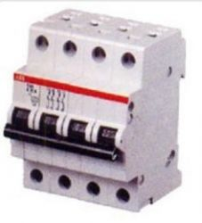 Авт. выкл. ABB 4-пол. S204 C25 6kA