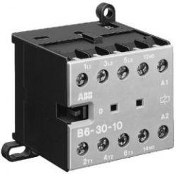 Миниконт. ABB B7-40-00 12A (400В AC3) катушка 230В АС