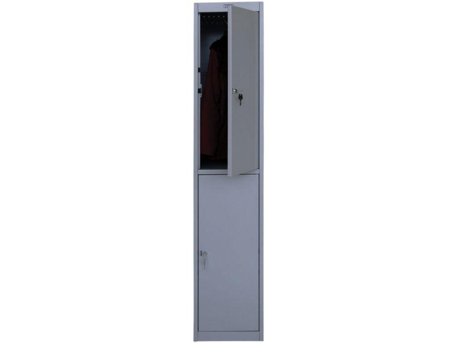 Шкаф для одежды «ПРАКТИК AL-002» (приставная секция)