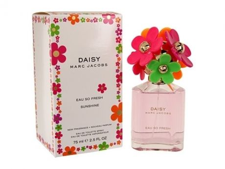 "Туалетная вода Marc Jacobs ""Daisy Eau So Fresh Sunshine"", 100 ml"