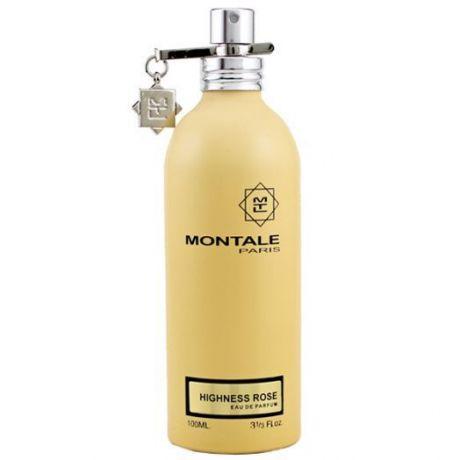 """Парфюмерная вода Montale """"Highness Rose"""", 100 ml"""