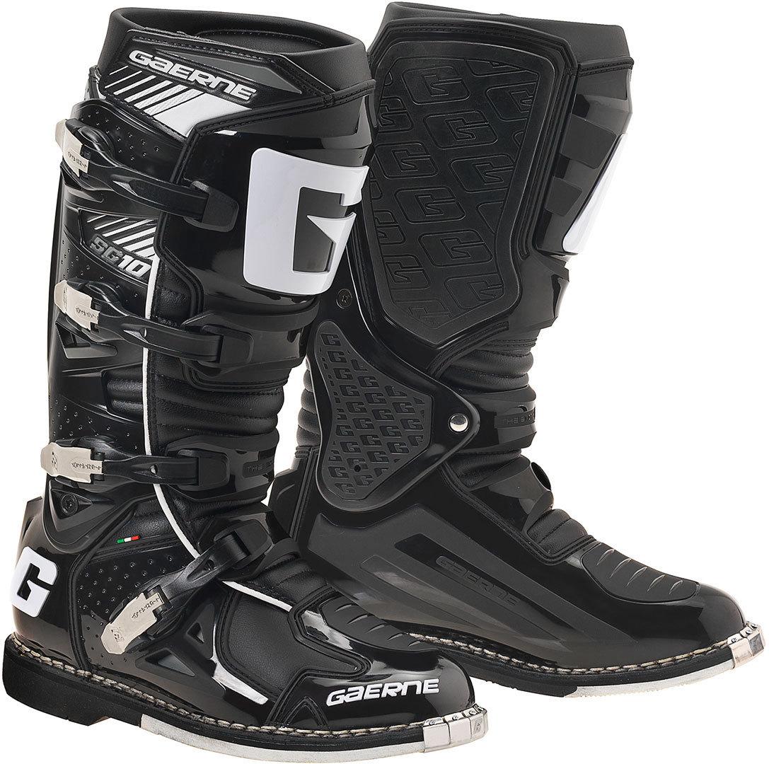 Gaerne - SG-10 Black мотоботы, черные