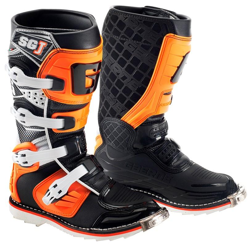 Gaerne - SG-J мотоботы, оранжевые