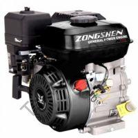 Zongshen (Зонгшен) ZS 161 F четырехтактный бензиновый китайский двигатель для мотоблока, мотокультиватора мощностью 4 л.с., диаметр вала 19,05 мм.