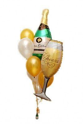 Композиция Шампанское