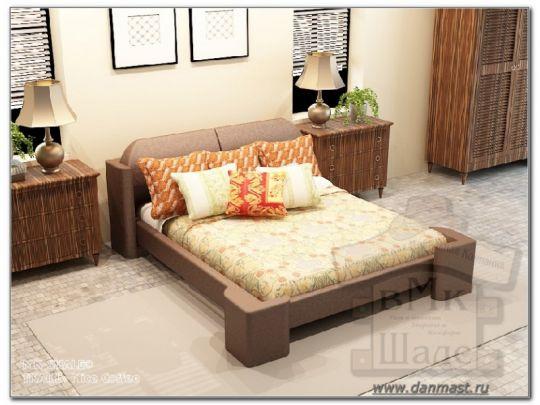 Кровать Марго-2 мягкая