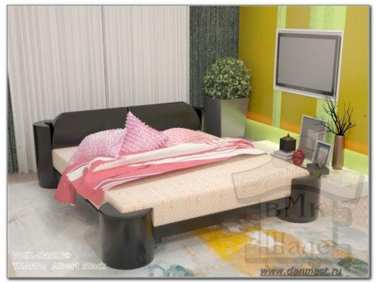 Кровать Марго мягкая