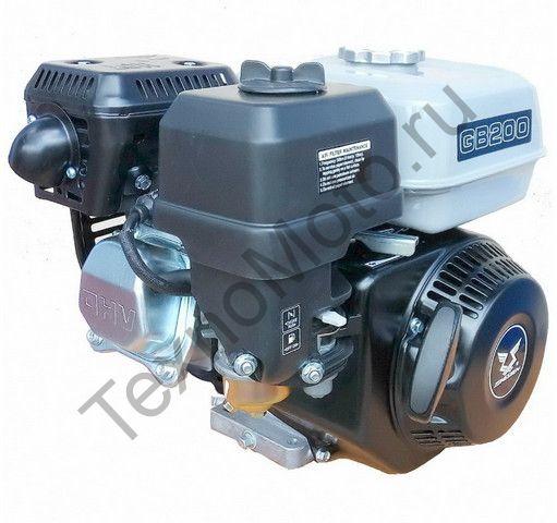 Двигатель Zongshen GB 200 (Q-Тип)