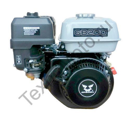 Двигатель Zongshen GB 200 (S-Тип)