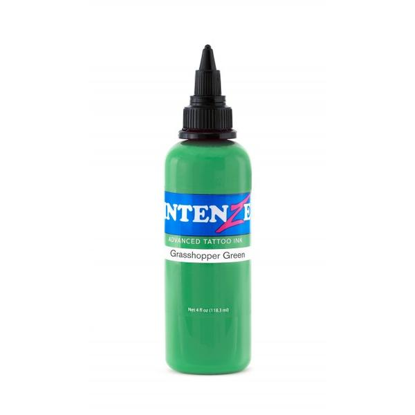 Intenze Grasshopper green