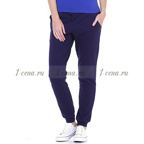 Штаны SPORT с манжетой синие