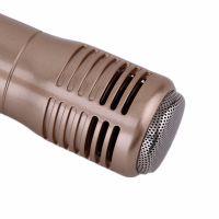 Беспроводной микрофон-караоке с встроенным динамиком и светодиодной подсветкой K1