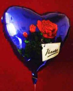 Сердце Розочка