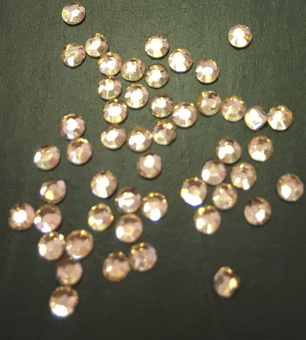 Стразы SS6/2,02 стекло плоские (Silk) уп/50шт