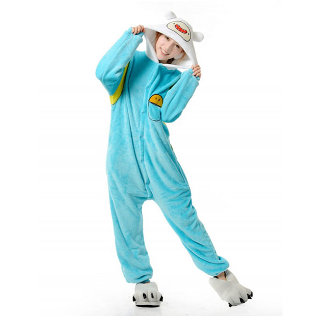 Пижама Кигуруми Финн Adventure Time_01