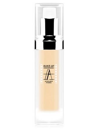 Make-Up Atelier Paris Anti-Aging Fluid Foundation Beige AFL1NB Ultra pale beige