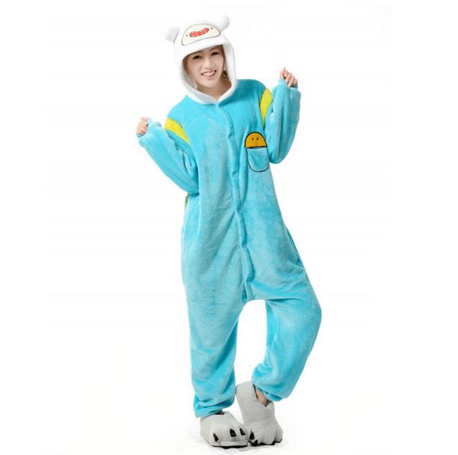 Пижама Кигуруми Финн Время Приключений