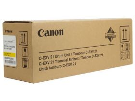 DU C-EXV21 Y Барабан CANON оригинальный C-EXV21 Y Yellow