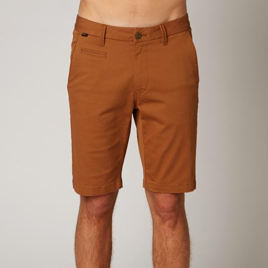 Fox - Selecter Chino Short Brown шорты, коричневые