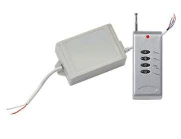 Ecola Контроллер 12V 144W 12A RGB с радиопультом IP65 RFC12WESB