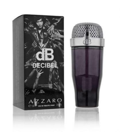 """Туалетная вода Azzaro """"dB Decibel """", 100 ml"""