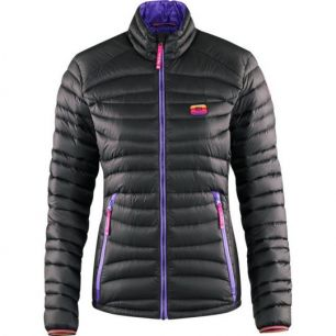 Elevenate Rapide Womens Jacket Down anthracite