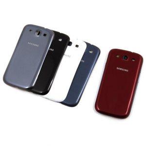 Задняя крышка Samsung i9300 Galaxy S3 (grey) Оригинал