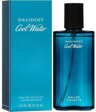 "Туалетная вода Davidoff ""Cool Water Man"", 75 ml"