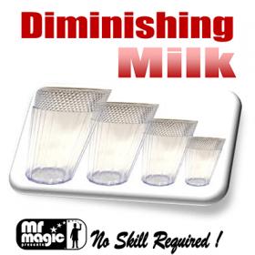 Молочная иллюзия Milk Glass Illusion by Mr. Magic