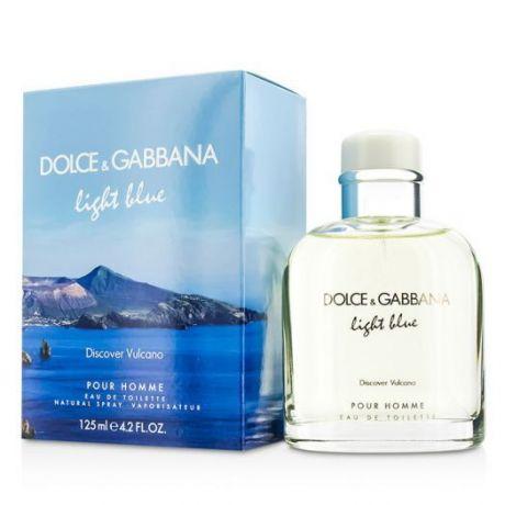 "Туалетная вода Dolce and Gabbana ""Light Blue Discover Vulcano"", 125 ml"