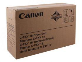 DU C-EXV18 Фотобарабан CANON оригинальный  26900 копий