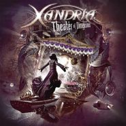 XANDRIA - Theater of Dimensions [2CD-digi]