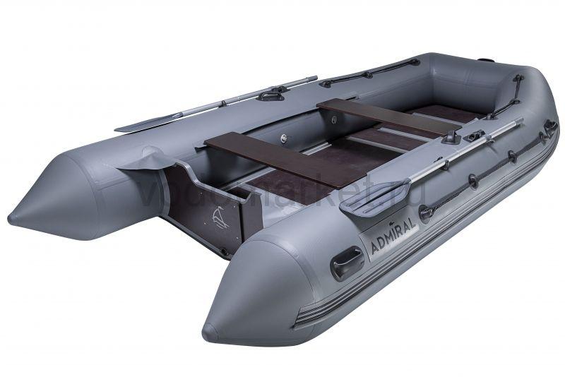 Адмирал 380 (Лодка ПВХ)