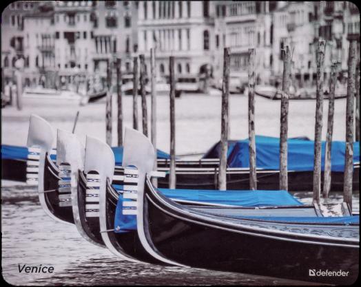 """Коврик для компьютерной мыши Defender Journey """"Venice"""""""