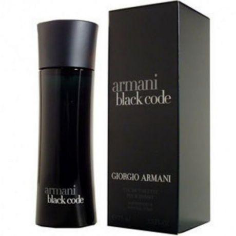 "Туалетная вода Giorgio Armani ""Armani Black Сode Pour Homme"", 100 ml"