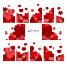 Слайдер-дизайн для ногтей № 0276