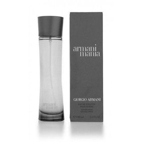 "Туалетная вода Giorgio Armani ""Armani Mania Men"", 100 ml"