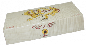 Хьюмидор Elie Bleu Дракон 110 сигар Natural Sycamore