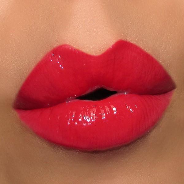 Блеск для губ Gerard Cosmetics Candy Apple - Color Your Smile Lighted Lip Gloss