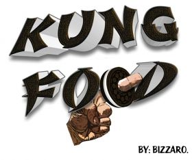 """Печенька-каратэ"" Kung Food by Bizzaro"