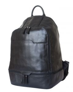Кожаный рюкзак Carlo Gattini Altino black